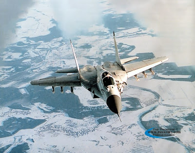 MiG-29UB Fighter