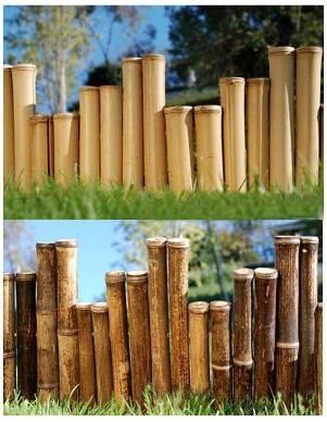 Bamboo Garden Edging4