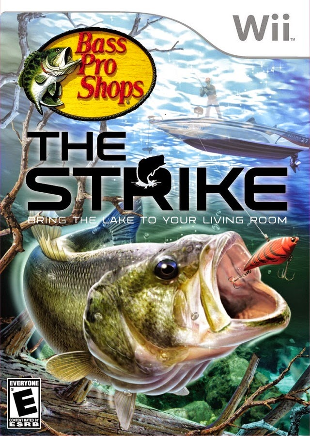 Bass Pro Shops The Strike 100% working