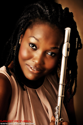 Meet Ebele the Flutist