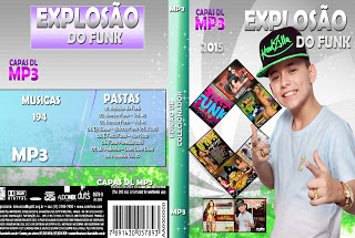 MP3 Explosão do Funk