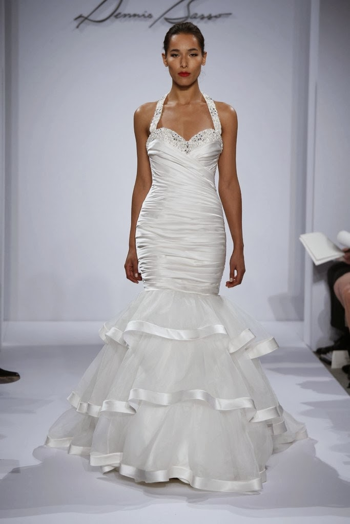 Dennis Basso 2014 Spring Bridal Collection
