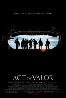 Act of Valor  CAM AVi (2012)