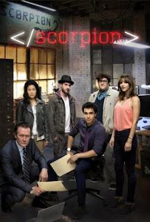 Scorpion Temporada 2 Poster