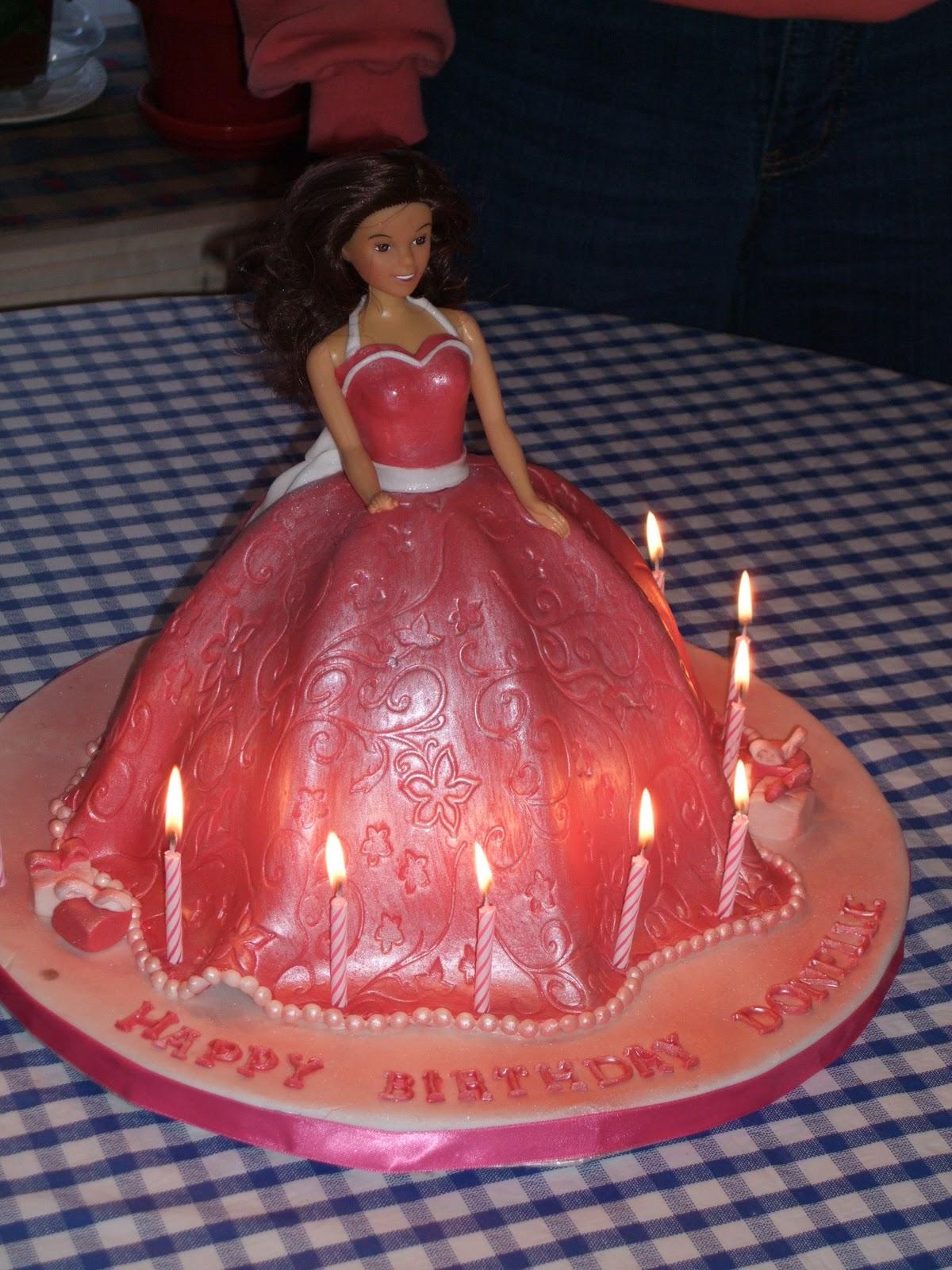 Cake Sophistication The Blog Princess Birthday
