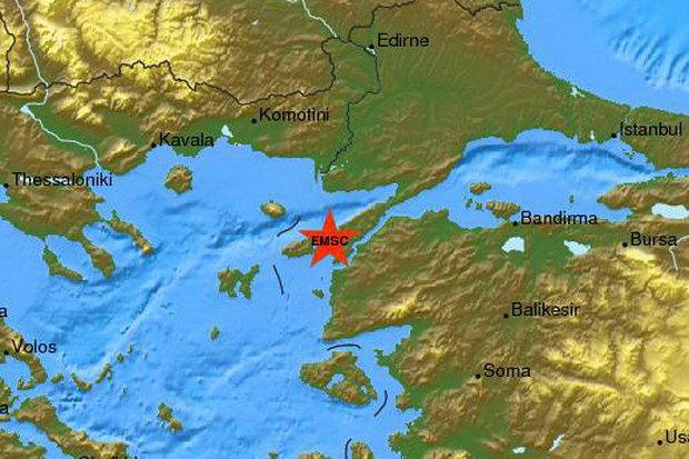 Σεισμός 4,3 Ρίχτερ στην Ανατολική Θράκη