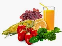 Gambar daftar makanan untuk diet sehat