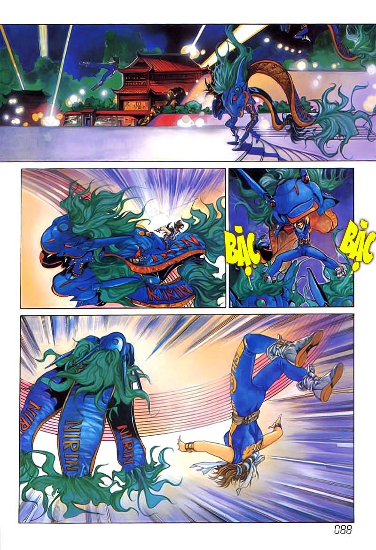 Cyber Weapon Z - Siêu Thần Z chap 4 - Trang 46