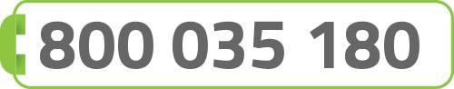 Richiedi informazioni al numero verde