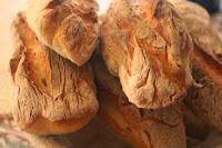 Pan con harina de espelta