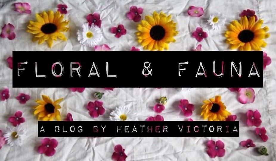 Floral & Fauna.