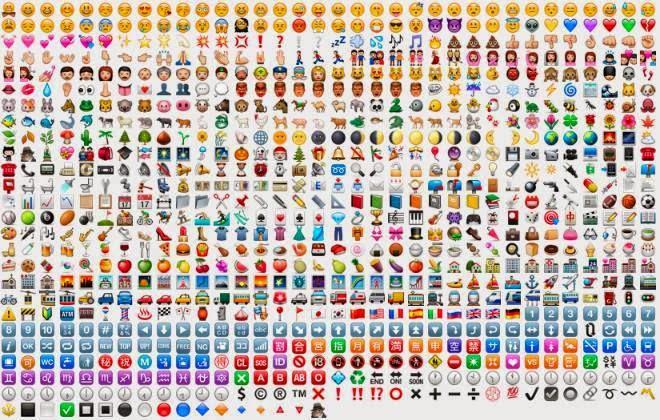 180 Emoticons para Facebook, códigos fáceis, passo a passo