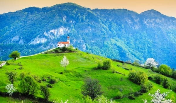 Кръстова гора в Родопите