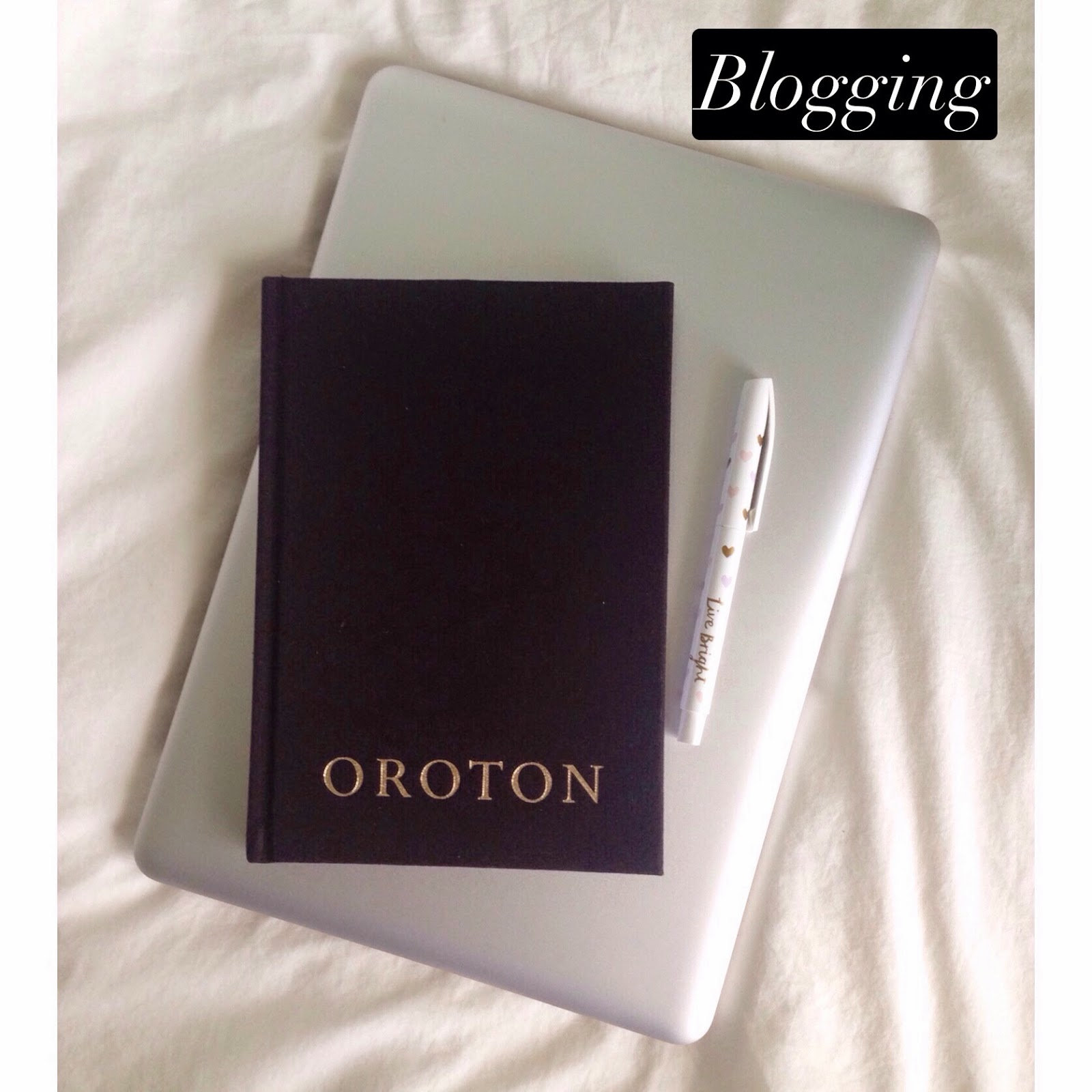 Blogging Templates Oroton