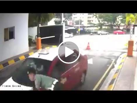 Mahkamah Arah Pemandu Teksi Langgar Anggota Tentera Di Hantar Ke Tanjung Rambutan