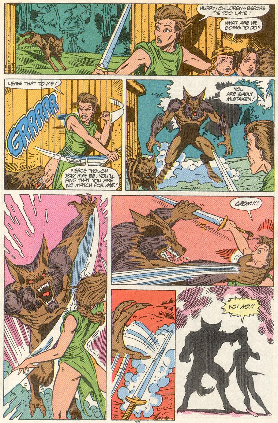 Conan the Barbarian (1970) Issue #234 #246 - English 21