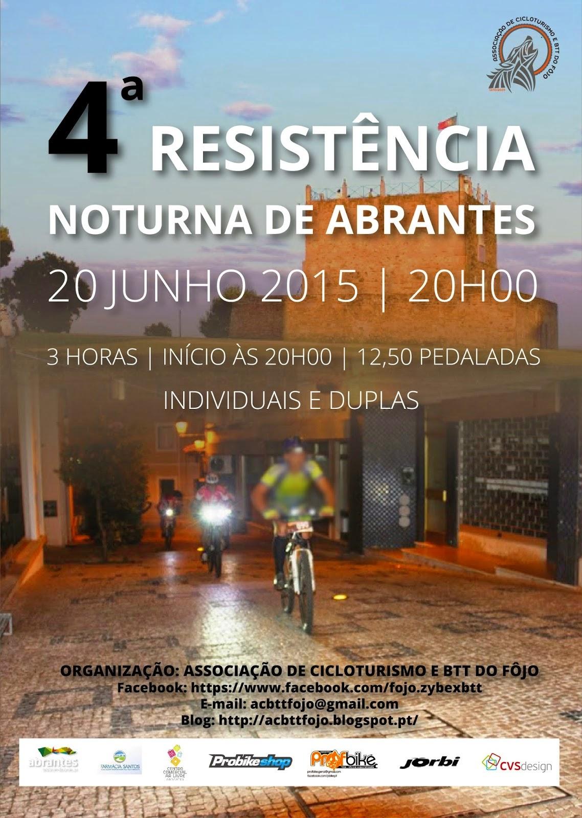 4ª Resistência noturna de Abrantes