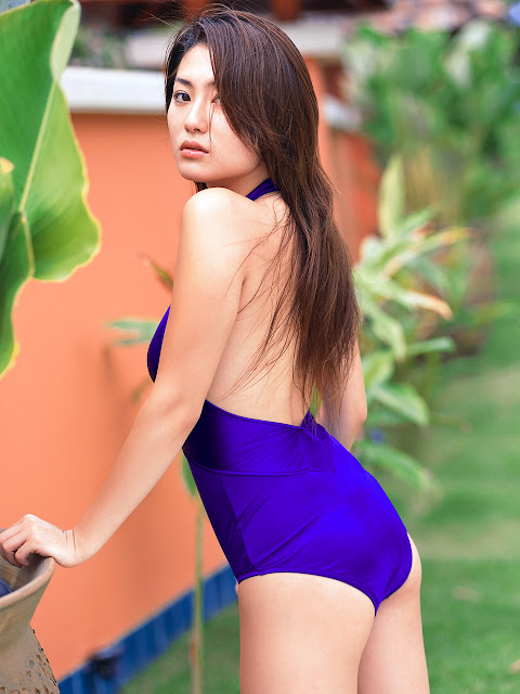Cute Model Haruna Yabuki Latest And Amazing Photo Shoot