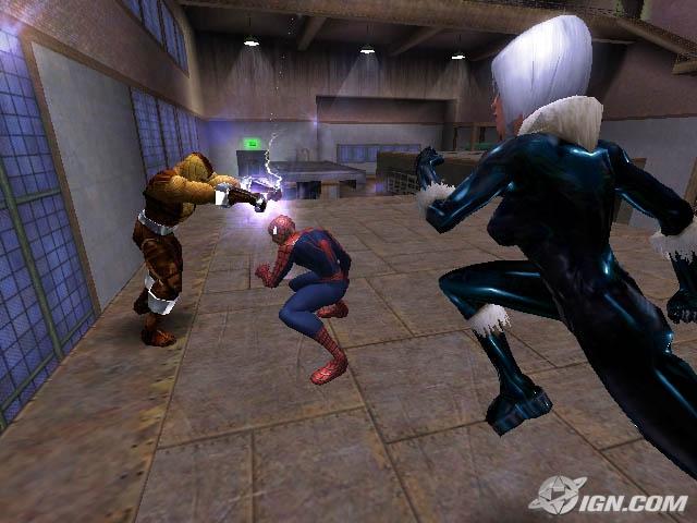 Free Pc Games-Spiderman Full Version
