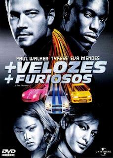 + Velozes + Furiosos Dublado 2003