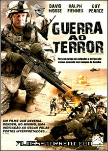 Guerra ao Terror Torrent Dual Áudio