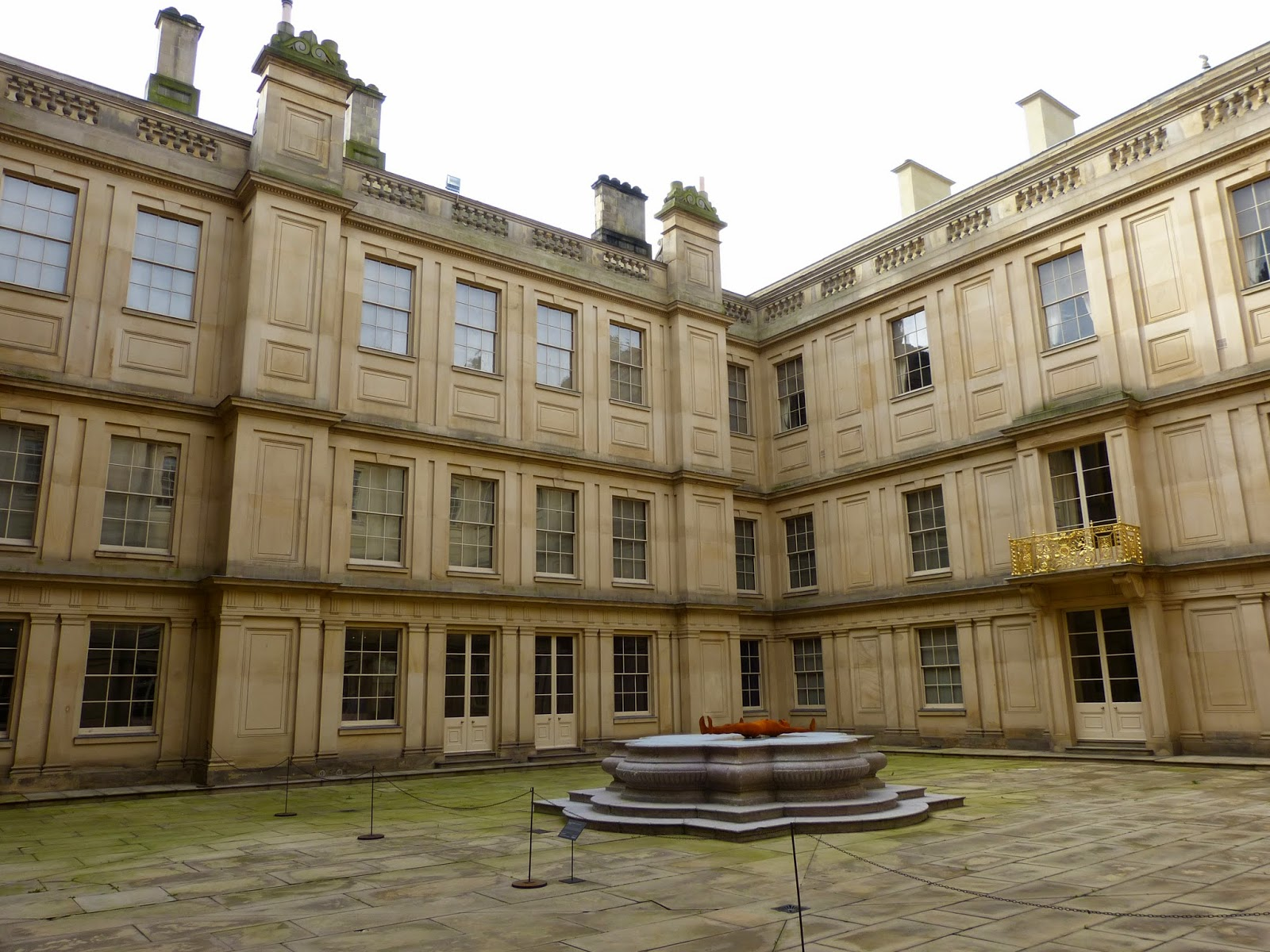 The Courtyard, Chatsworth