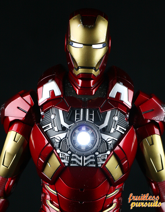 Iron Man Chest Symbol ...