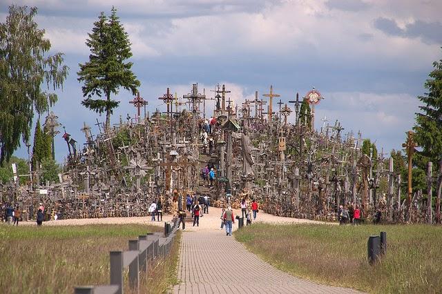Colina de las cruces Lituania