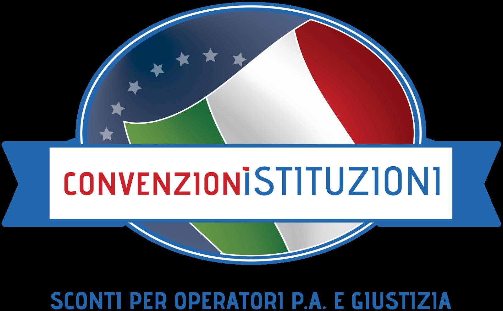 Convenzioni Istituzioni | Sconti per operatori PI e Giustizia