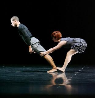 A dança, a expressão da mente no corpo nos mínimos detalhes