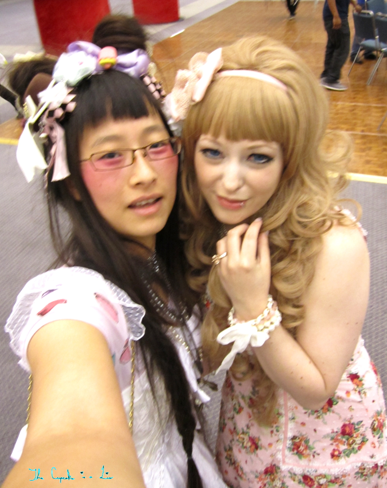 Kawaii Eto Kowai Anime Expo 2013 Day 3 Gyaru Fashion Show Gyaru