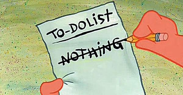 Lista do que fazer