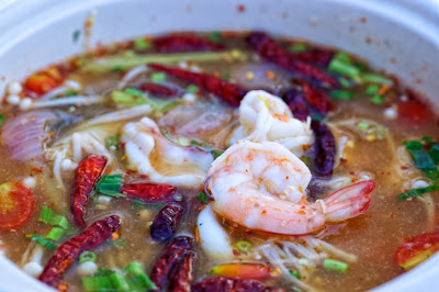 Thai Tum Yum Soup