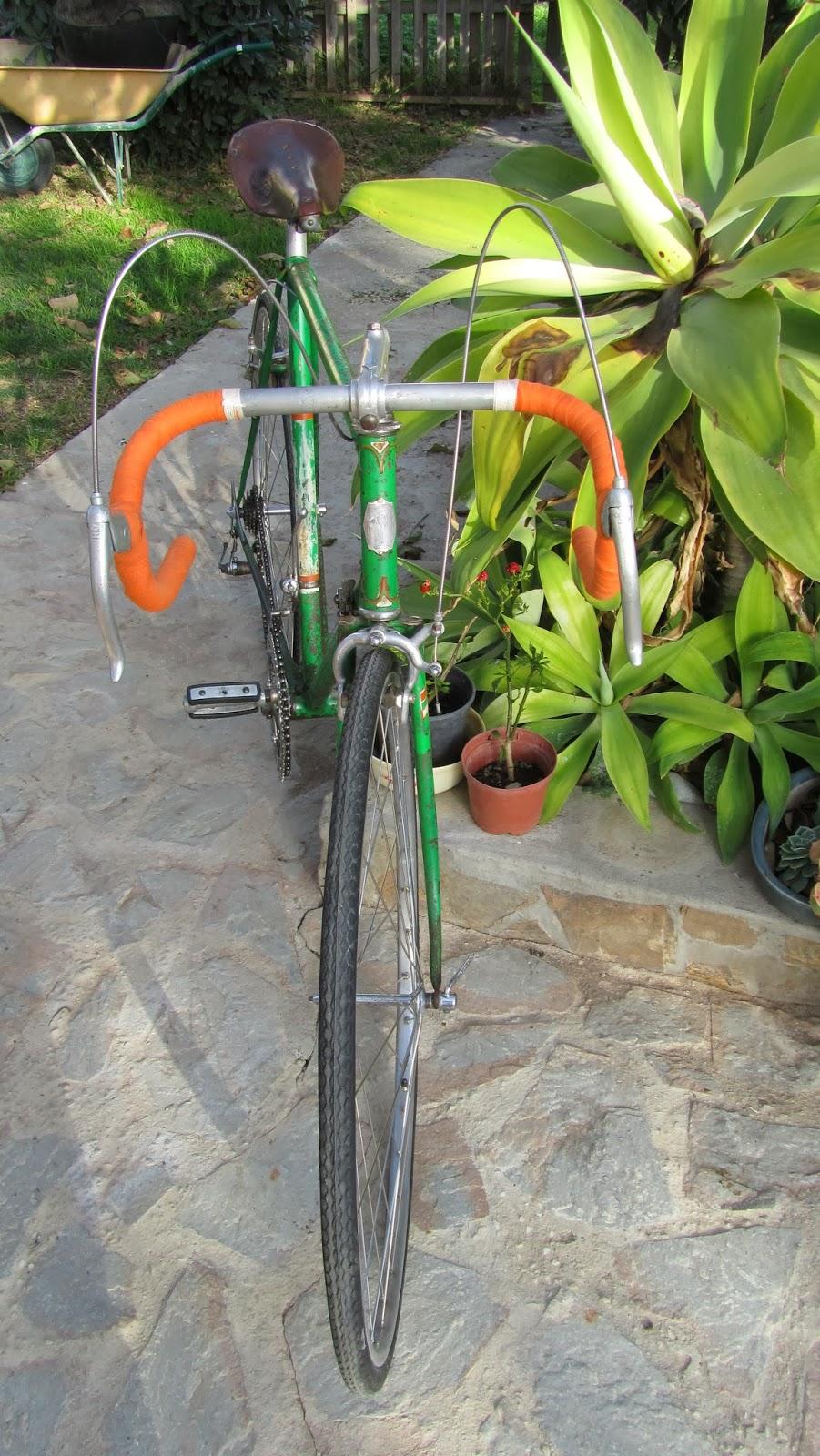Bicicleta Clásica Emporium Restaurada - Ciclos Cataluña