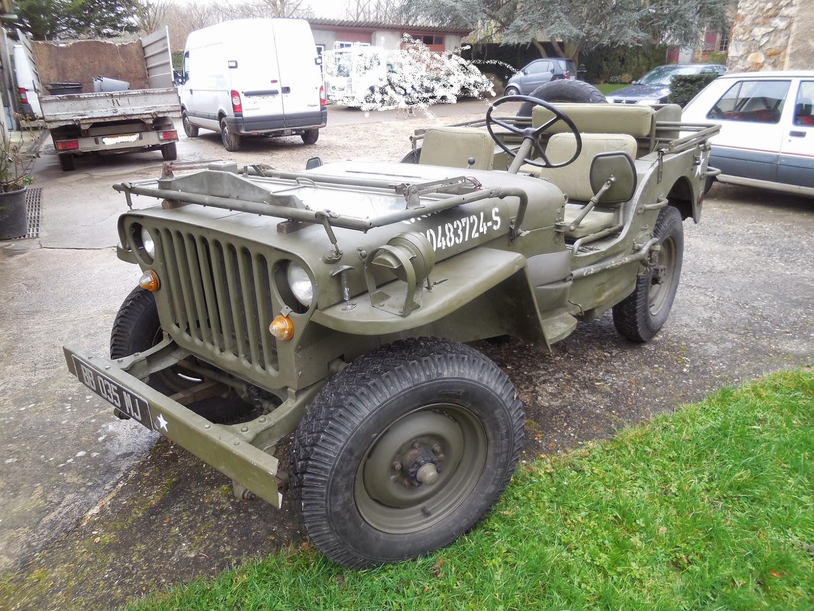 souvenez vous 44 jeep ford 1942 a vendre. Black Bedroom Furniture Sets. Home Design Ideas