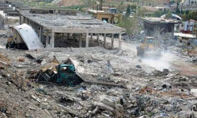 Israel ataca a Síria em mais um crim