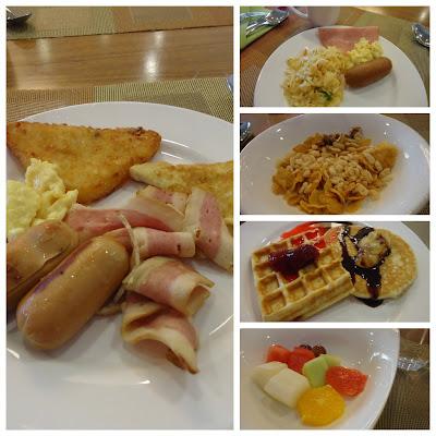 Food of mine in Assymetri Restaurant, Raddison Blu Hotel Yas Island Abu Dhabi