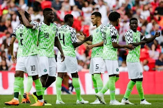 World Cup 2018: Ex-Eagles captain, Fetuga gives Nigeria tips to beat Iceland