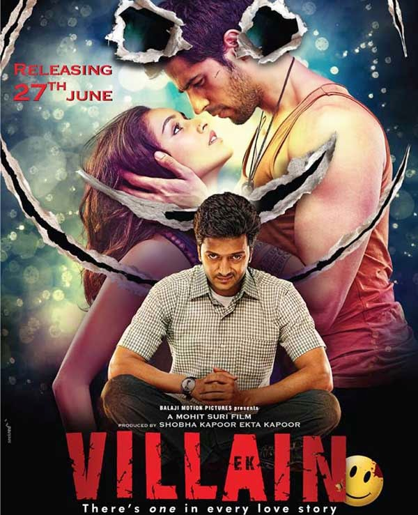 Ek Villain (2014) ταινιες online seires xrysoi greek subs