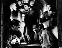 Escena de la película La fuga de Colditz