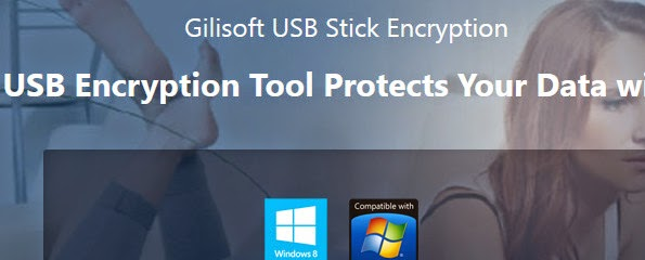 Gilisoft USB encryption application