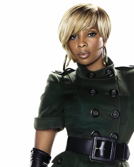 mary j blige  family affair