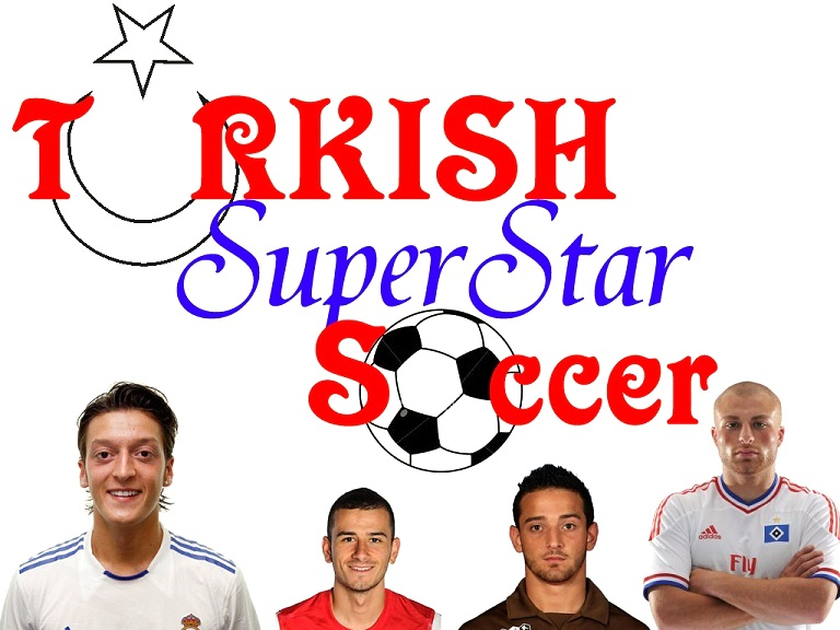 Super Yetenekli TURK Futbolcular