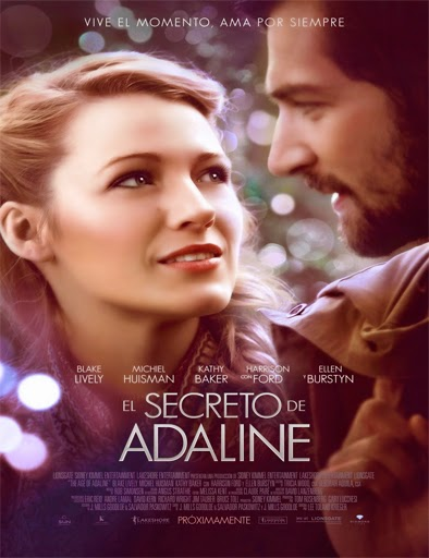 Ver El secreto de Adaline (The Age of Adaline) (2015) Online