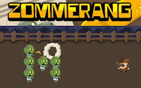 Zommerang walkthrough.