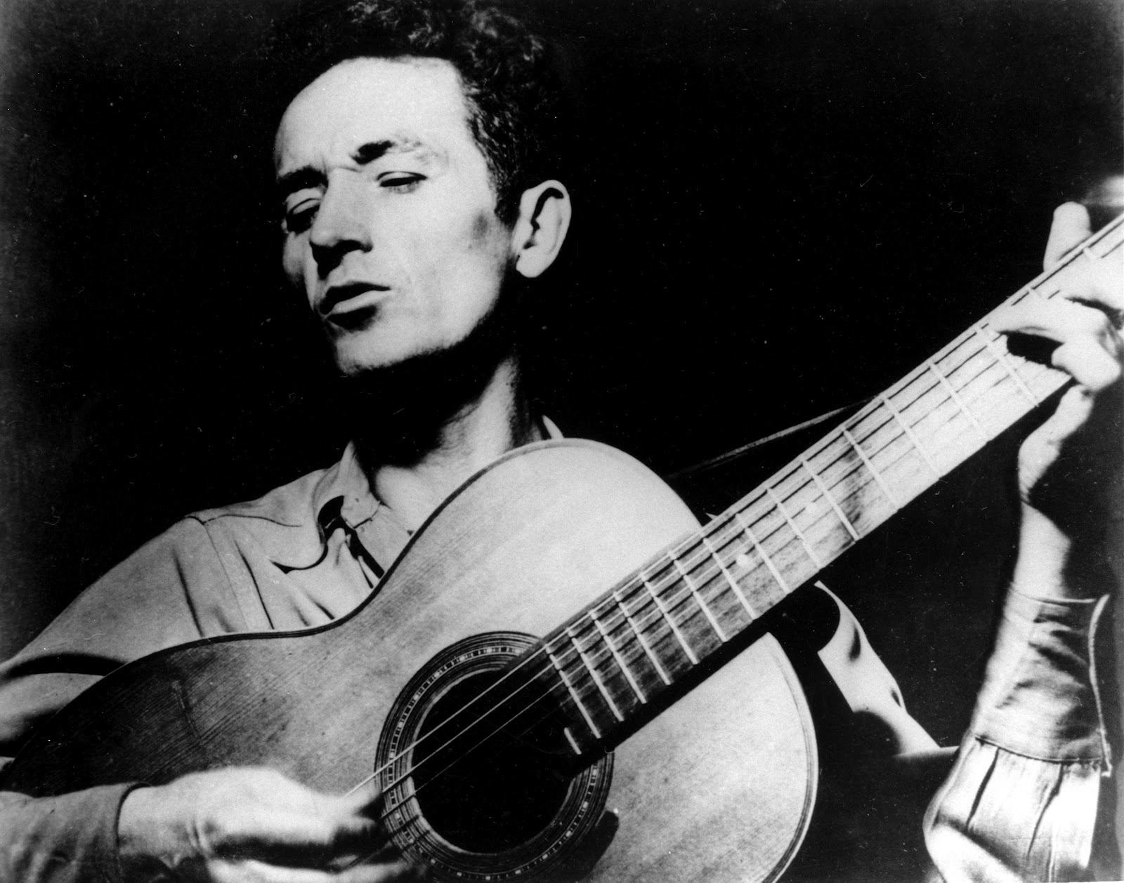 woody guthrie a great american essay Woody at 100: the woody guthrie centennial collection is a 150-page large-format book with 3 cds containing 57 tracks, including woody guthrie's most important.