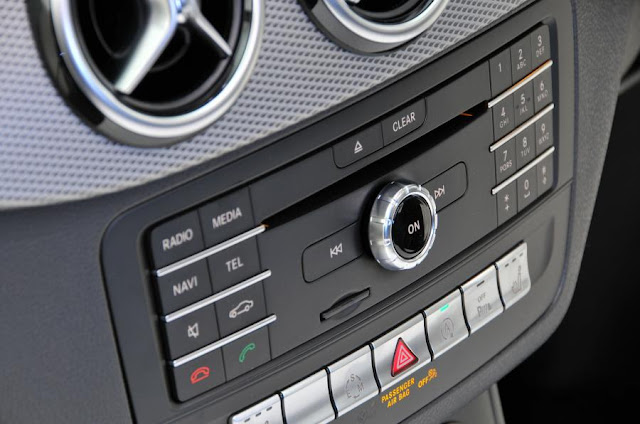 2015 Mercedes B200