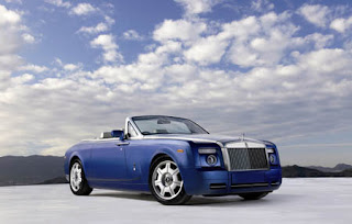 Rolls Royce Phantom Drophead Coupe 2012
