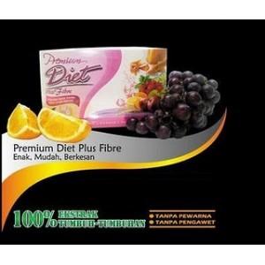 BARANGAN IBU DAN ANAK: D'Herbs - Premium Diet Plus Fibre