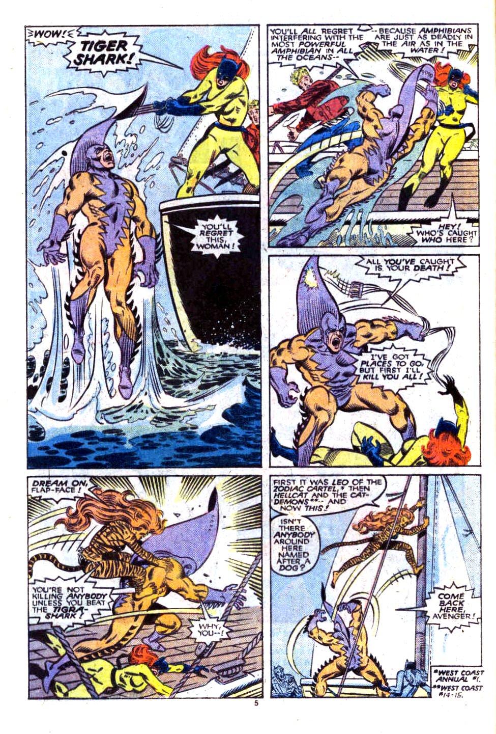 Captain America (1968) Issue #323b #252 - English 6